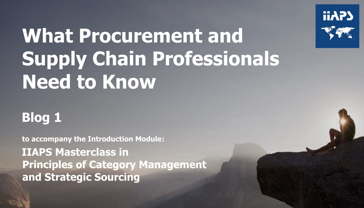 principle of procurement 1 purpose of the guidance 3 2 background: why good procurement matters 3 3 strategic context of procurement 4 4 procurement processes and the.
